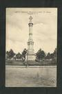 Postcard by Muir & Moodie of Chapman's Memorial to Rev'd Dr. Burns. - 249134 - Postcard