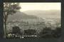 Real Photograph by Frank Duncan of Dunedin from Queens Drive. - 249139 - Postcard