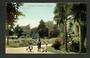 Coloured Postcard of Botannical Gardens Dunedin. - 249151 - Postcard