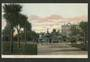 Coloured Postcard of The Triangle Dunedin. - 249152 - Postcard