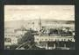 Postcard by Muir & Moodie of a balloon view of Dunedin. - 249154 - Postcard