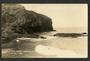 Real Photograph of Lawyers Head Dunedin. - 249158 - Postcard