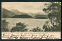 Early Undivided Postcard by Muir & Moodie of Lake Manapouri from Circle Cove. - 249337 - Postcard