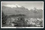 Real Photograph by N S Seaward of Queenstown. - 249404 - Postcard