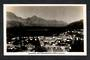 Real Photograph by A B Hurst & Son of Queenstown from Queenstown Hill. - 249409 - Postcard