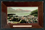 Coloured postcard by Muir and Moodie of Queenstown Lake Wakatipu. - 249433 - Postcard