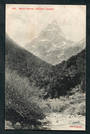Postcard by Muir & Moodie of Mount Balloon Milford Sound. - 249814 - Postcard