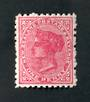 NEW ZEALAND 1882 Victoria 1st Definitive 1d Red. - 28 - LHM