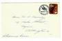 NEW ZEALAND 1980 World Shearing Championships. Special Postmark. - 30009 - PostalHist