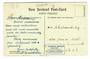 Advertising Postcard for T Norris Baker Dentist of the River Avon. - 30066 - Postmark