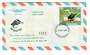 NEW ZEALAND 1988 Birdpex '90. Christchurch. Pigeon Flight. Cover and Flimsy. - 30106 - PostalHist