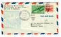 USA 1947 Pan American World Airways First Clipper Airmail Flight New York to Damascus. - 30111 - PostalHist