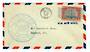 USA 1929 Airmail. Cachet reads