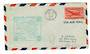 USA 1948 Internal First Flight Cover from Green Bay to Saint Paul. Signed by the Pilot.