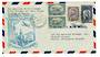 THAILAND 1947 Flight Cover. Pan American World Airways. First Clipper Air Mail Flight from Bangkok to Manila. - 30161 - PostalHi