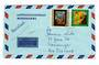WEST GERMANY 1981 Aerogramme to New Zealand. - 30176 - PostalHist