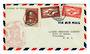 PORTUGAL 1968 Pan American Airways First Flight Cover from Lisbon to Trinidad. - 30182 - PostalHist