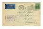AUSTRALIA 1945 Letter from Australian Military Forces Passed by Censor 2535. - 30216 - PostalHist