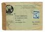 AUSTRIA 1946 Censored Cover to New Zealand. Purple censoe cachet 145. - 30223 - PostalHist