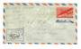 USA 1944 Airmail Letter to Oregon. US Army Postal Service. Censor mark.