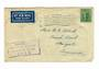 AUSTRALIA 1944 Internal Letter. Cachet Australian Military Forces. Passed by Censor 2535. - 30234 - War