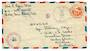USA 1944 Airmail Letter to Australia. Postmark US Navy. Passed by Naval Censor.