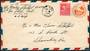 FRANCE Carte Postal Feldpost to Germany. Lovely cancel