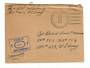 USA 1944 Letter from army serviceman. Free. Postmark US Army Postal Service 240. Passed by Army Examiner 36273.