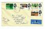 GREAT BRITAIN 1964 International Geographical Congress first day cover. - 30314 - FDC