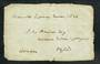 GREAT BRITAIN 1836 Free Front addressed to Oxford University. - 30347 - PostalHist