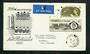 GREAT BRITAIN 1965 700th Anniversary of Parliament. Set of 2 on first day cover. - 30375 - FDC