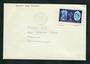 GREAT BRITAIN 1962 National Productivity Year 3d on first day cover. The way we used to do it. - 30388 - FDC