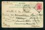Postcard of from New Zealand to England. Twice redirected. - 30392 - PostalHist