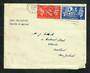 GREAT BRITAIN 1951 Festival of Britain. Set of 2 on first day cover. - 30395 - FDC