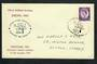 GREAT BRITAIN 1962 Eurostamp '62 International Stamp Exhibition. Special Postmark on cover. - 30396 - Postmark