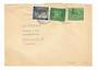 WEST GERMANY 1963 Letter to Zurich. Includes a WEST BERLIN stamp. - 30409 - PostalHist