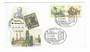 WEST GERMANY 1991 750th Year of Berlin. Special Postmark on cover. - 30420 - PostalHist