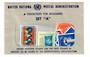 UNITED NATIONS POSTAL ADMINISTRATION Small Collection described as Set A. - 30425 - PostalHist