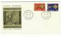 GREECE 1968 Europa. - 30430 - FDC