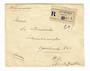 GREECE 1928 Registered Cover from Athens to Switzerland. - 30466 - PostalHist