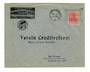 GERMANY Postal History 1921 Commercial cover from Magdeburg postmarked 14/2/21. - 30468 - PostalHist