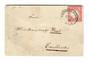GERMANY 1874 Cover with SG 11 from Freiburg in Baden to Constanz. - 30476 - PostalHist