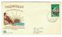 CHRISTMAS ISLAND 1965 50th Anniversary of the Gallipoli Landing on first day cover. - 30506 - FDC