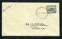 SAMOA 1949 Definitive 5d on first day cover. - 30599 - FDC