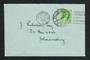 RHODESIA & NYASALAND 1955 Cover to South Africa. Postmark PLUMTREE. - 30628 - PostalHist