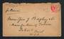 BRITISH GUIANA 1916 Letter to USA. Dogeared. - 30633 - PostalHist
