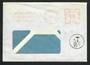 SOUTH AFRICA 1983 Cover. Postage Due marking. - 30659