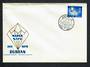 SOUTH AFRICA 1973 Napex International Stamp Exhibition. Special Postmark on cover. - 30666