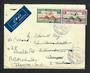 EGYPT 1934 Airmail Letter to Ireland. Redirected to Scotland. - 30669 - PostalHist