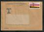 NEW ZEALAND Cover used by the Government Life 20c Postage. Real usage. - 30766 - PostalHist